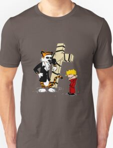 Calvin & Hobbes - StackedImages Unisex T-Shirt
