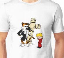 Calvin & Hobbes - StackedImages Unisex T-Shirt