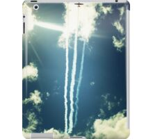 Formation in the Sky iPad Case/Skin