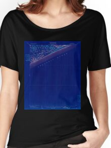 New York NY Easthampton 140618 1904 62500 Inverted Women's Relaxed Fit T-Shirt