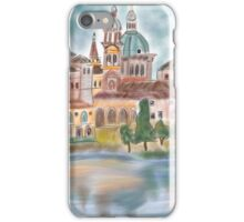 Italy Landscape iPhone Case/Skin