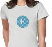 F Spontanious Womens Fitted T-Shirt