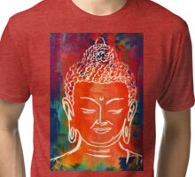 Lord Buddha Tri-blend T-Shirt