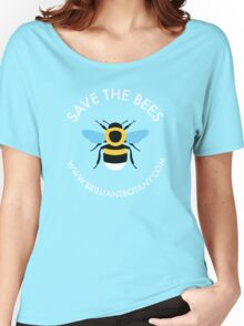 Save the Bees - Bumblebee Women's Relaxed Fit T-Shirt