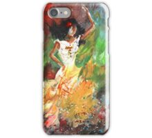 Impression Of Flamenco iPhone Case/Skin