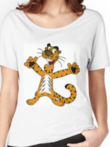 Tiger Women's Relaxed Fit T-Shirt