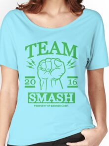 Team Smash Women's Relaxed Fit T-Shirt