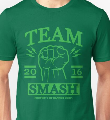Team Smash Unisex T-Shirt