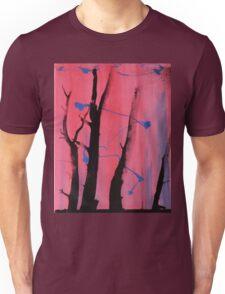 Screen print. Unisex T-Shirt