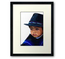 Cuenca Kids 724 Framed Print