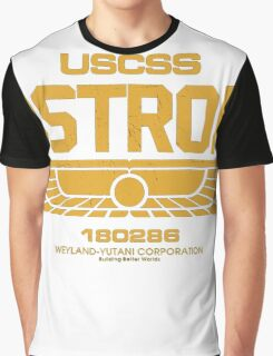 USCSS Nostromo Graphic T-Shirt