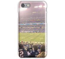 Colts-Patriots 2015 iPhone Case/Skin