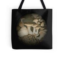 Pine Lake Mushrooms  Tote Bag