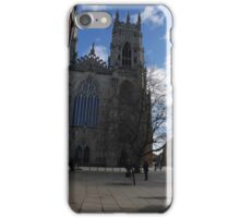 A Snapshot of York Minster iPhone Case/Skin