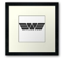 Weyland Industries Framed Print