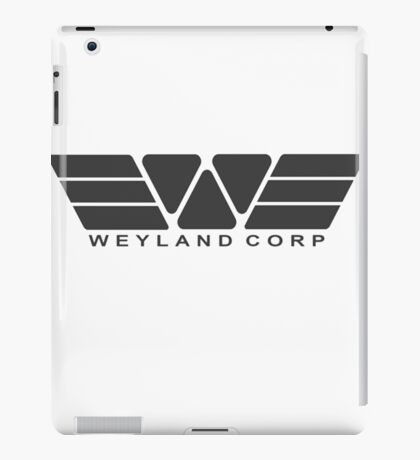 Weyland Industries iPad Case/Skin