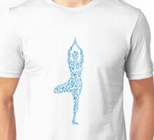 Tree Yoga Pose  Unisex T-Shirt