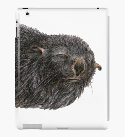 Southern fur seal iPad Case/Skin