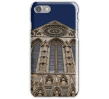 A Wider View of York Minster iPhone Case/Skin