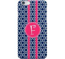 Curlz F iPhone Case/Skin