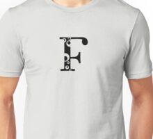F Bubbles Unisex T-Shirt