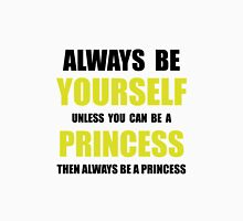Always Be Princess Women's Fitted Scoop T-Shirt