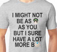 Got BAang? - Black Words Unisex T-Shirt