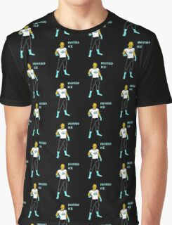Inviso Ice of the Icetone Defense Squad Graphic T-Shirt