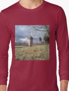 The Windmill House Long Sleeve T-Shirt
