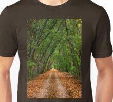 Nestos riverside road - Macedonia, Greece. Unisex T-Shirt