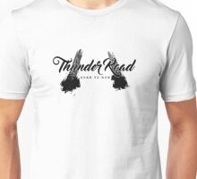 Thunder Road Tires - Light Unisex T-Shirt