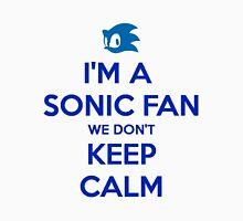 Sonic Fans Don't keep Calm T-shirt Unisex T-Shirt