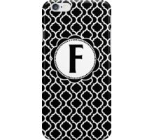 F Bootle iPhone Case/Skin
