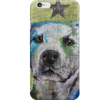 Pit Bull Terrier iPhone Case/Skin