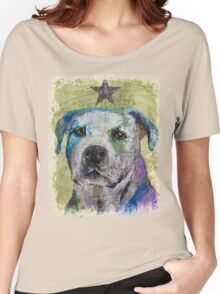 Pit Bull Terrier Women's Relaxed Fit T-Shirt