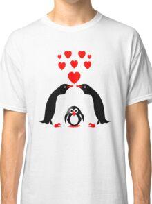 Penguins family Classic T-Shirt