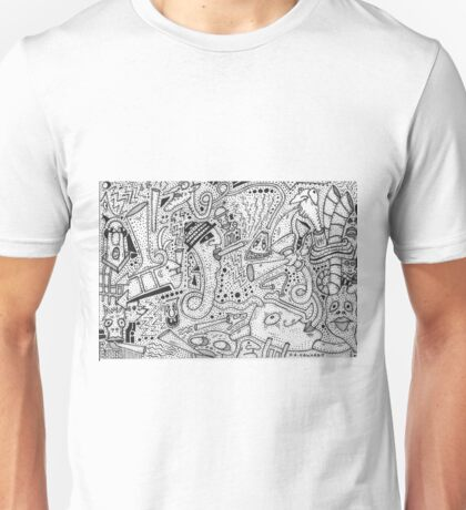 The Smoke Room Unisex T-Shirt