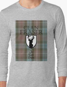 Outlander/Clan Fraser Long Sleeve T-Shirt