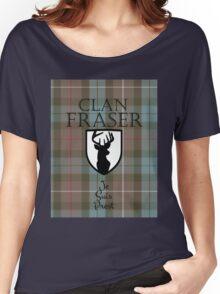 Outlander/Clan Fraser Women's Relaxed Fit T-Shirt