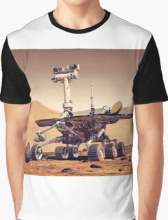 The Mars rover Graphic T-Shirt