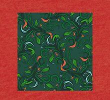 Herbal seamless pattern. Tri-blend T-Shirt