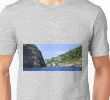 Entering Cala Llonga Bay Unisex T-Shirt