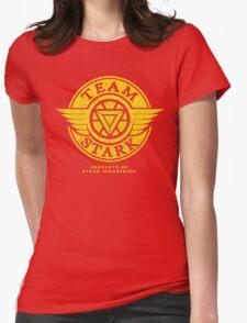 Team Stark Womens Fitted T-Shirt