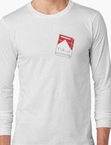 Fuk u cigarettes Long Sleeve T-Shirt