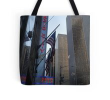 Summer at Radio City Music Hall Tote Bag