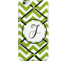 Awesome Chevron F iPhone Case/Skin