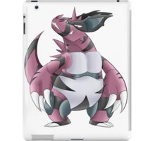 Pokemon Fusion: Krooking iPad Case/Skin