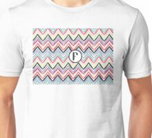 F Chevrony Unisex T-Shirt