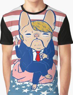 Trumping the Hog Graphic T-Shirt