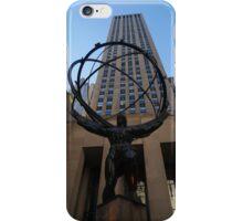 Atlas in the Sun, 30 Rock iPhone Case/Skin